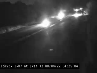 I-87 at Exit 13 (US 9, Saratoga Springs) Traffic Cam